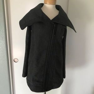 Lululemon Virasana Wrap coat